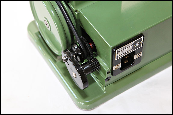 Picture of Elna Grasshopper speed reduction drive