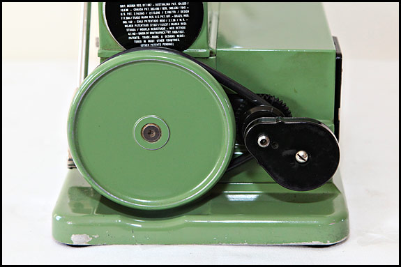 Picture of Elna Grasshopper drive with speed reducer